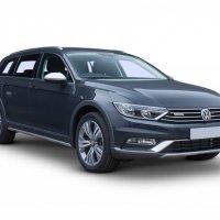 Volkswagen Passat Alltrack - black