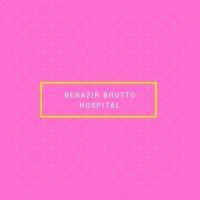 Benazir Bhutto Hospital - Logo