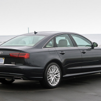 Audi A6 2016 Black