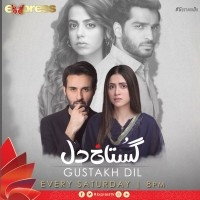 Gustakh Dil - Full Drama Information