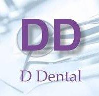 D Dental logo