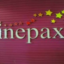 Cinepax City Auditorium Logo