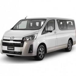 Toyota Hiace High Roof Commuter 2021 (Manual)