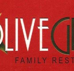 Cafe Olive Grill Logo