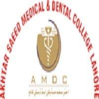 Akhtar Saeed Medical & Dental College - Logo