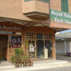 Hotel Royal Palace Building