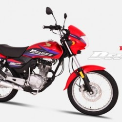 Honda CG125 Deluxe 2018 - Price, Features and Reviews
