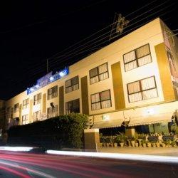 Hilltop Hotel front 1