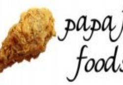 Papajee Foods Logo