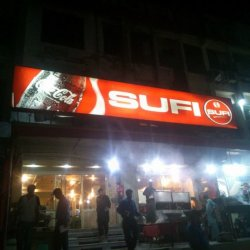 Sufi Restaurant Outdoor Location