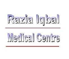 Razia Iqbal Medical Center logo