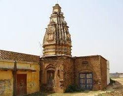 Old Hindu Temple Mandar 1
