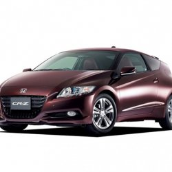 Honda CR-Z Sports Hybrid Metallic Color Overview