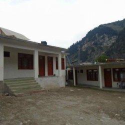 Al Jannat Guesthouse Front View