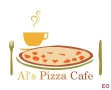 Al's Pizza Cafe Logo