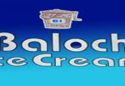 Baloch Ice Cream Logo