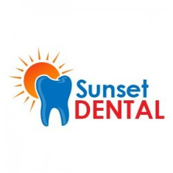 Sunset Dental Clinic logo