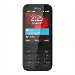 Nokia 225 Dual SIM Black Look