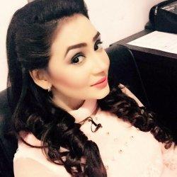 Gorgeous Xaryab Rajput in Light Pink Dress