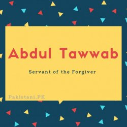 Abdul Tawwab