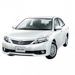 Toyota Allion 2018 - Price in Pakistan