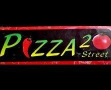 20th Street Pizza Logo