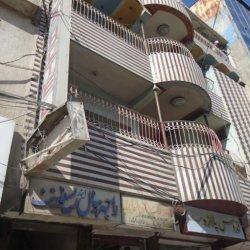 Raja Hotel Outdoor View