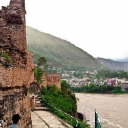 Red Fort, Muzaffarabad