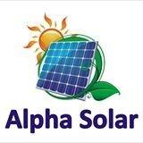 Alpha Solar Logo pic