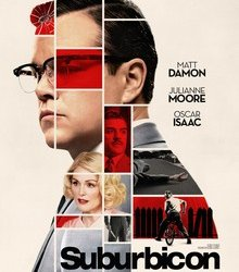 Suburbicon - Cast and Crew