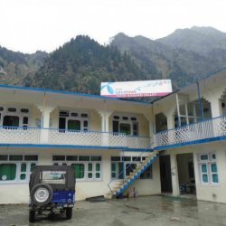 Kaghan Valley Hotel Front View