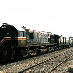 Damboli Railway Station 2