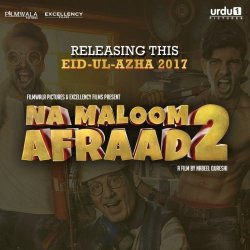 Na Maloom Afraad 2 - Official Poster