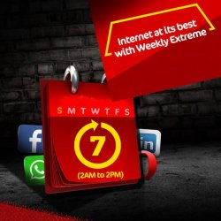 Jazz  Weekly – Extreme internet oackage details, reviews and activation