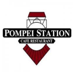 Pompei Station Logo