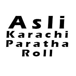 Asli Karachi Paratha Roll