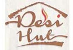 Desi Hut Logo