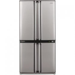 Sharp SJ-F740STSL Bottom Freezer Four Door