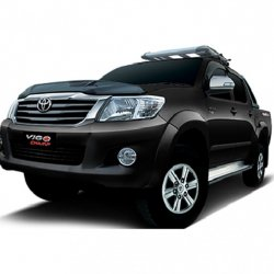 Toyota Hilux 4X2 S/C Deckless Overview