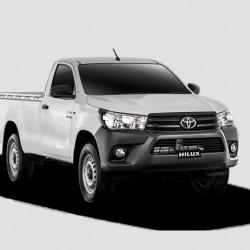 Toyota Hilux 4x4 Single Cab Standard 2.8 2021 (Manual)