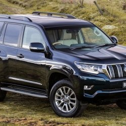 Toyota Prado Land Cruiser Face-lift 2018