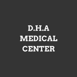 D.H.A Medical Center - Logo