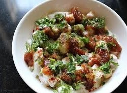 how to cook aloo papri chaat
