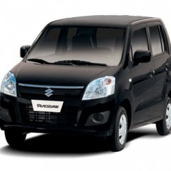 Suzuki Wagon R VXR Overview