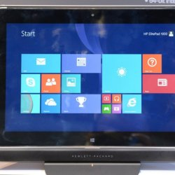 HP Elite Pad Front image 1