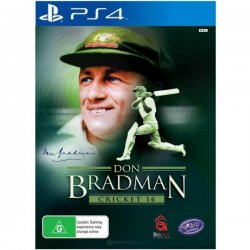 Don Bradman For PS4