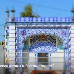 Ahmad Shah Abdali's Birth Place Monument 1