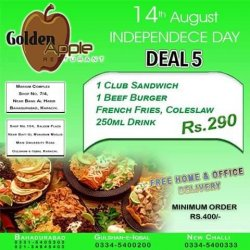 Golden Apple Deal 6
