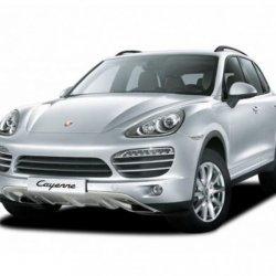 Porsche Cayenne Cayenne Turbo overview