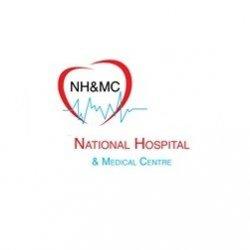 National Hospital & Medical Centre - Logo
